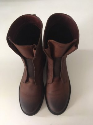 Liebeskind Buskins brown leather