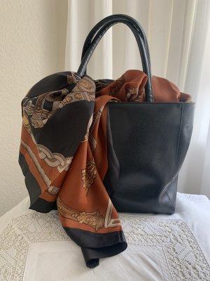Schlichte Schwarze Handtasche