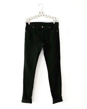 schlichte schwarze  jeans • skinny • vintage • basics