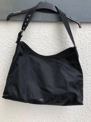 Schlichte schwarze Tasche von MEXX