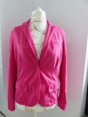 schlichter Olsen pinker Jersey Blazer