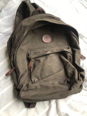 Timberland Laptop Backpack ocher-khaki