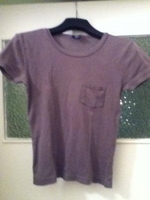 schlichtes graues Shirt von The GAP