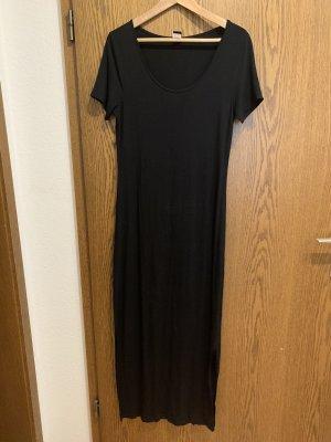 Schlichtes, langes Kleid von Best Connections, schwarz, Gr. 38