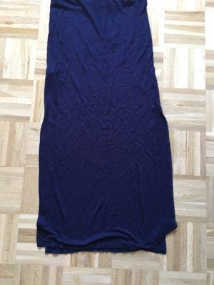 Tally Weijl Falda larga azul oscuro