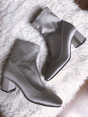 Schlüpf Schuhe Silver vintage