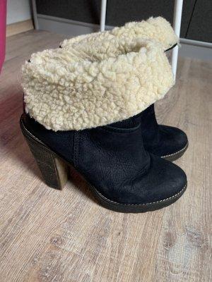 Boutique Ware Wciągane buty za kostkę Wielokolorowy