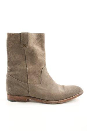 ANTHOLOGY Slip-on laarzen bruin casual uitstraling