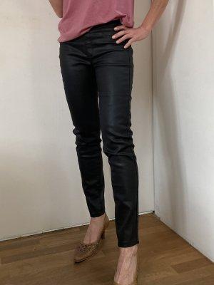 MNG Jeans Straight Leg Jeans black