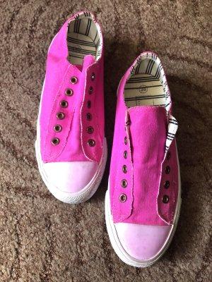 Bon Prix Sneaker slip-on rosa