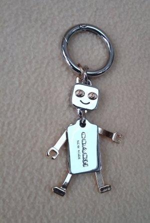 Coach Key Chain silver-colored-gold-colored