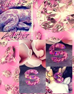 Sleutelhanger roze