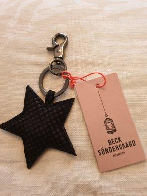 Beck Söndergaard Porte-clés noir