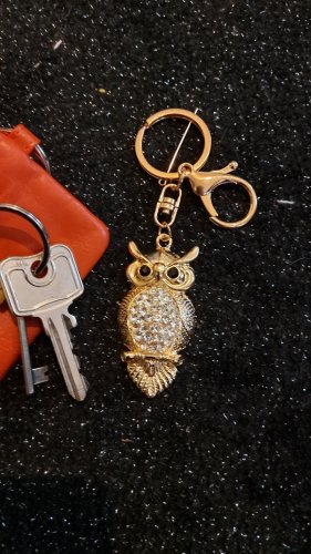 Key Chain gold-colored