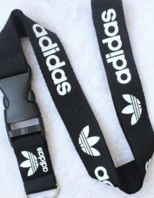 Schlüsselanhänger Adidas Originals Schlüsselband schwarz