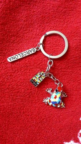 Schlüsselanhänger aus Barcelona