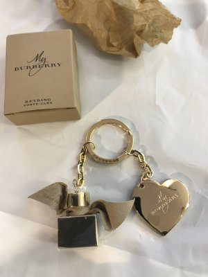 Burberry Key Chain gold-colored