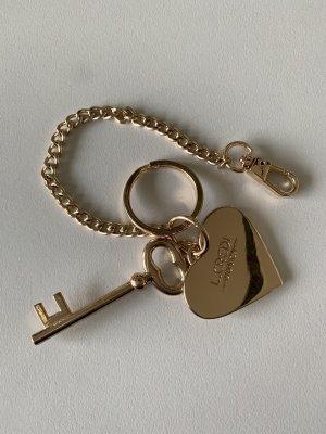 L.credi Breloczek do kluczy złoto