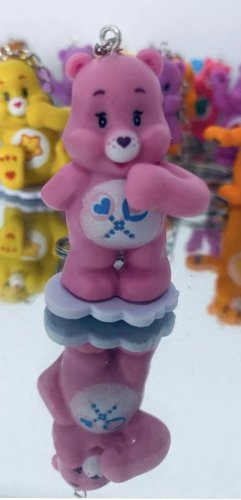Care Bears Llavero rosa