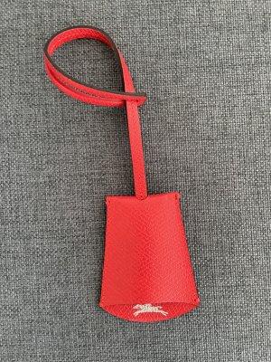 Longchamp Porte-clés rouge