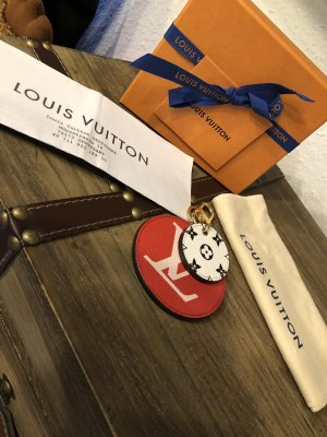 Louis Vuitton Breloczek do kluczy Wielokolorowy
