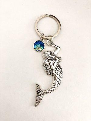 Schlüsselanhänger Meerjungfrau