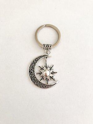 Schlüsselanhänger Mond & Sonne