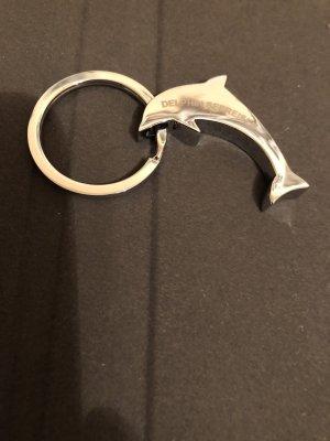 Sleutelhanger zilver