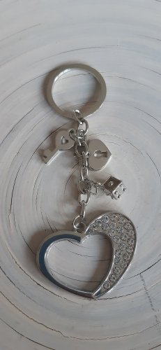 Key Chain silver-colored