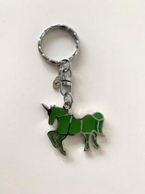 Schlüsselanhänger Pony Motiv