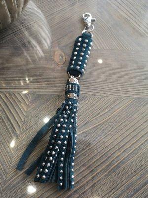 Schlüsselanhänger Taschen Anhänger Echtes Leder