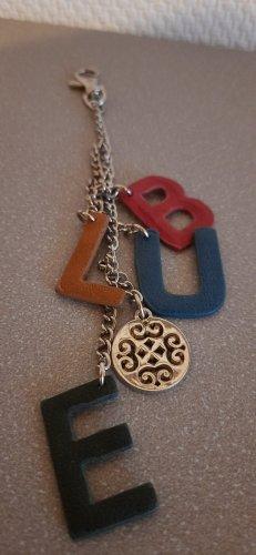 Unbekannte Marke Key Chain silver-colored