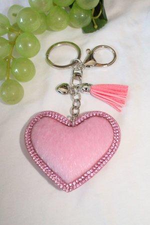 Schlüsselanhänger * Taschenanhänger * Bag Tag * Herz * NEU *