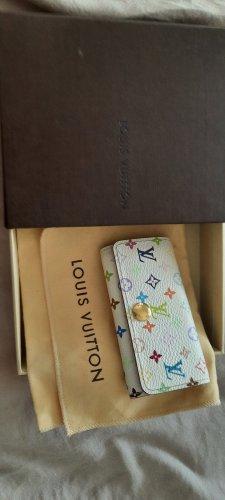 Louis Vuitton Estuche para llaves multicolor