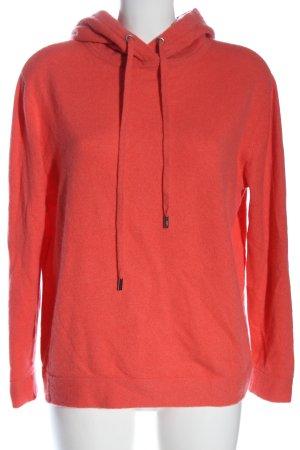 Schlüter Pullover in cashmere rosso stile casual
