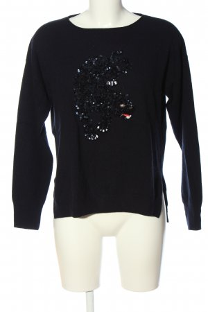 Schlüter Cashmere Jumper black casual look