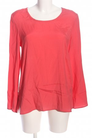 Schlüter Silk Blouse pink casual look