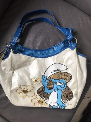 Schlumpfine Handtasche Neu!