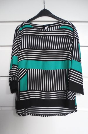 Creation L. Slip-over Blouse multicolored polyester