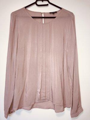Schlupf-Bluse rosa von more & more