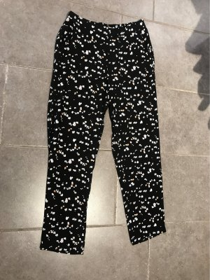Ichi 7/8 Length Trousers multicolored