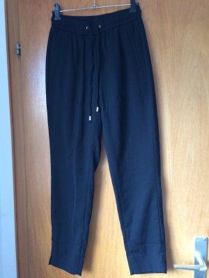H&M Joggingbroek zwart-goud