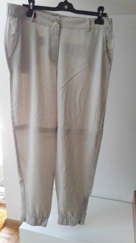 Tschibo Pantalón estilo Harem beige claro lyocell
