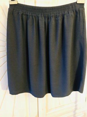 Opus Circle Skirt blue viscose