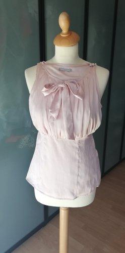 3suisses Blusa con lazo rosa empolvado-rosa
