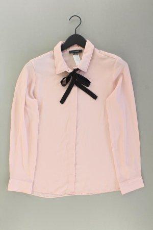 Blusa con lazo rosa empolvado-rosa-rosa claro-rosa Poliéster