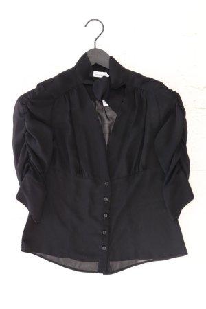 Blusa con lazo negro