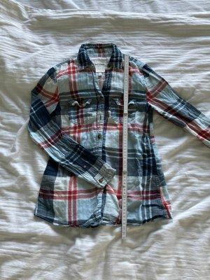 Abercrombie & Fitch Camicia da boscaiolo multicolore