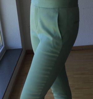 Alexander Wang Jersey Pants pale green-mint