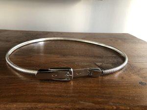Zara Hip Belt silver-colored